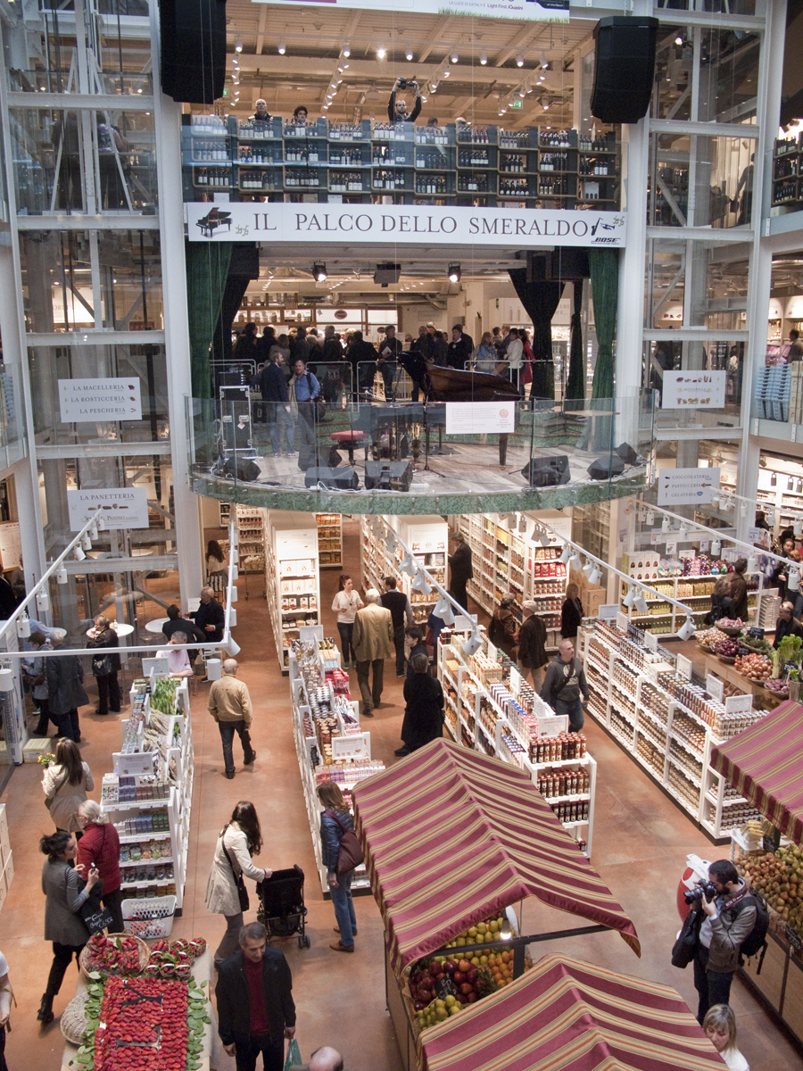 Trionfo dell 39 eataly city cool city moodcity cool city mood for Eataly milano piazza 25 aprile