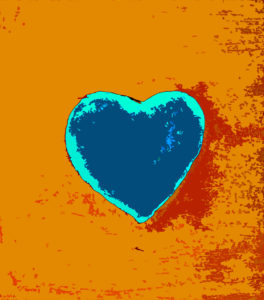 cuore blu.orange copia