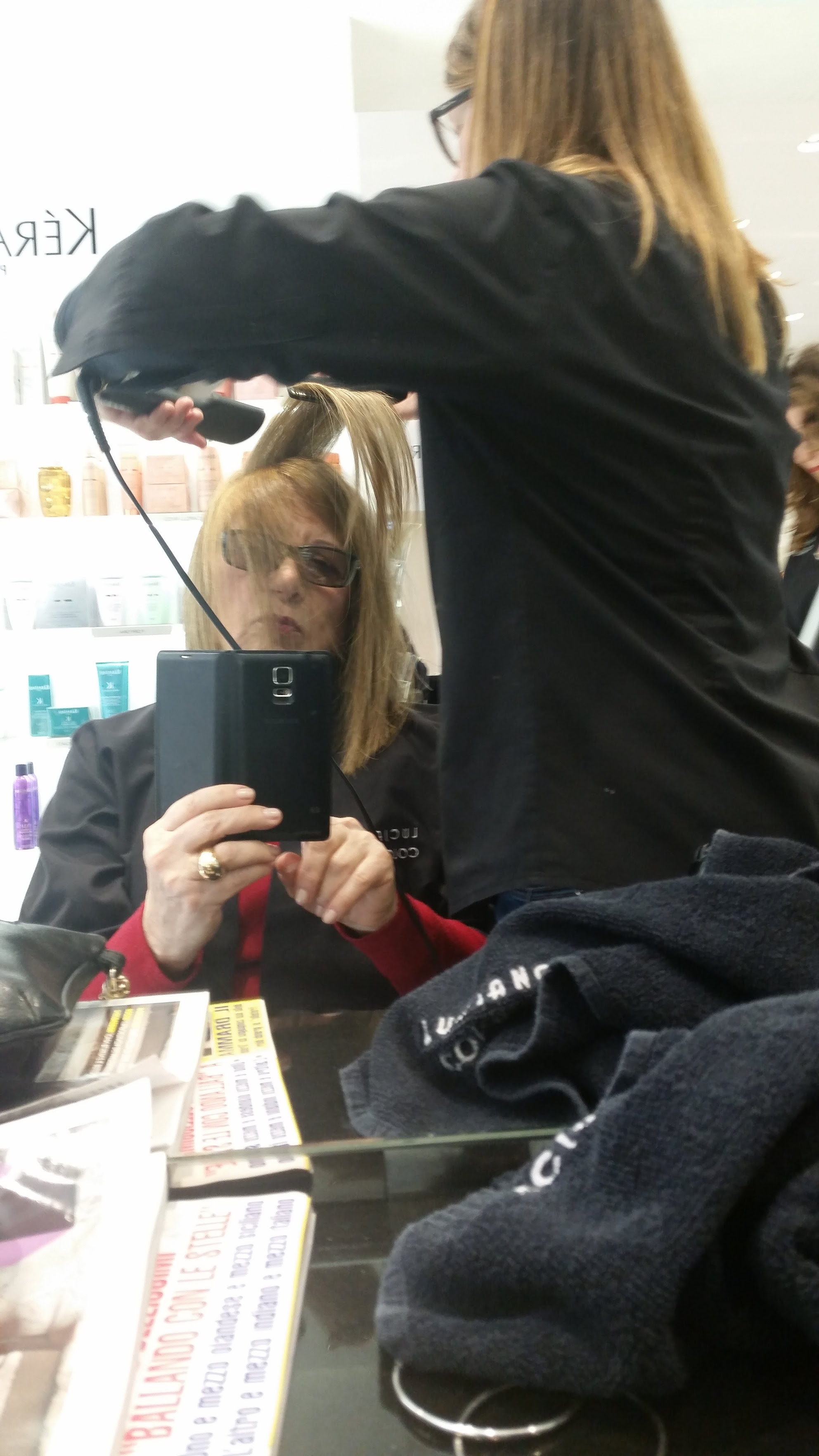 hair, questione di styling