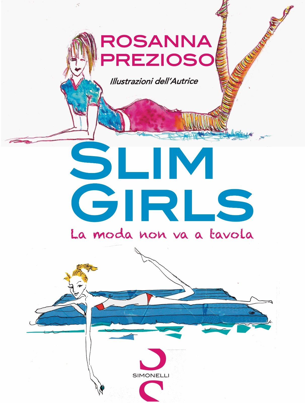slim girls in ebook