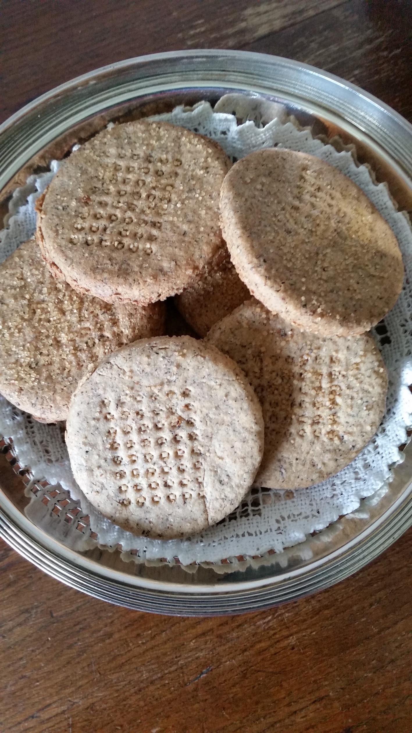 biscotti al grano sareceno
