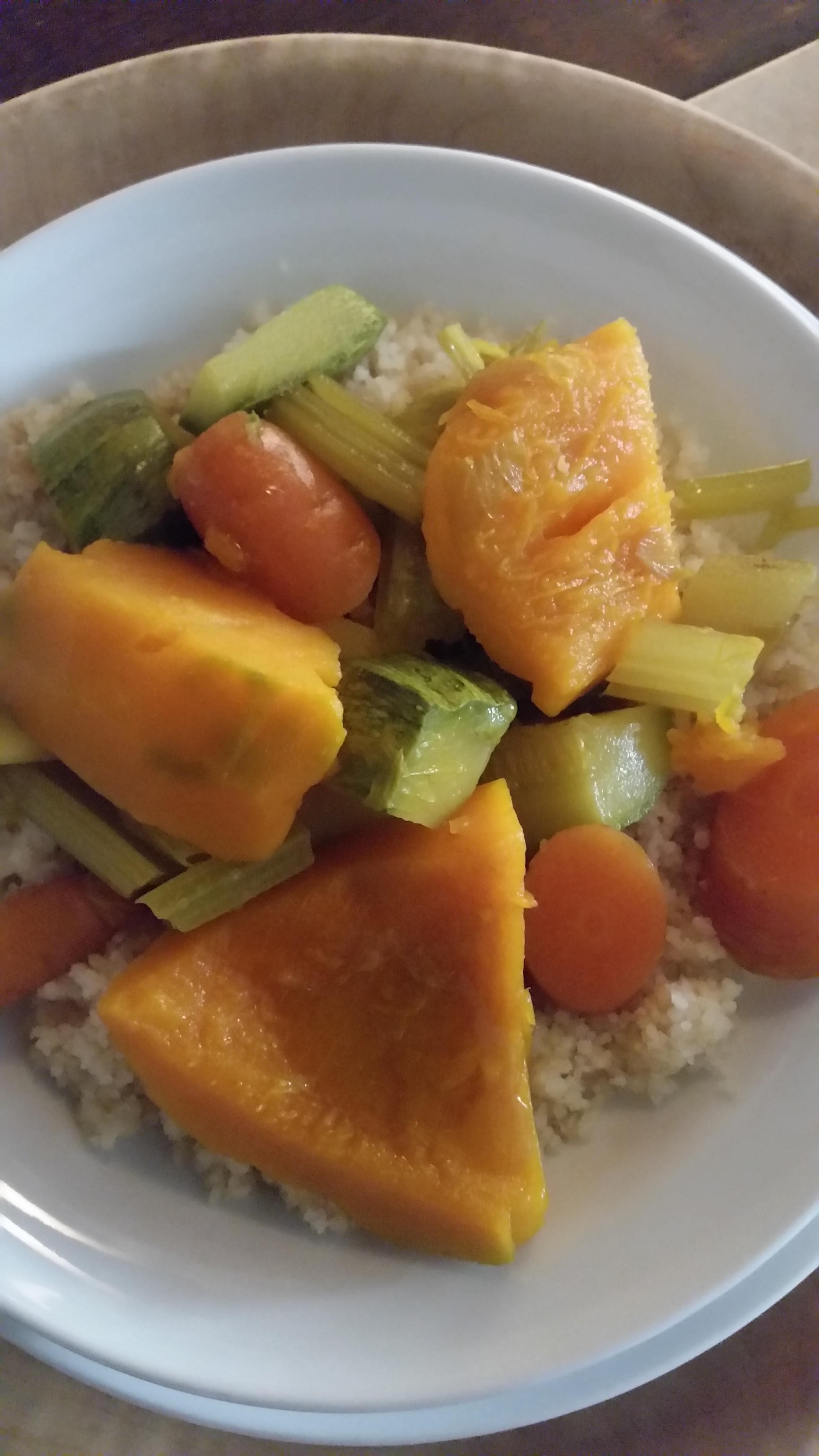 couscous vegano