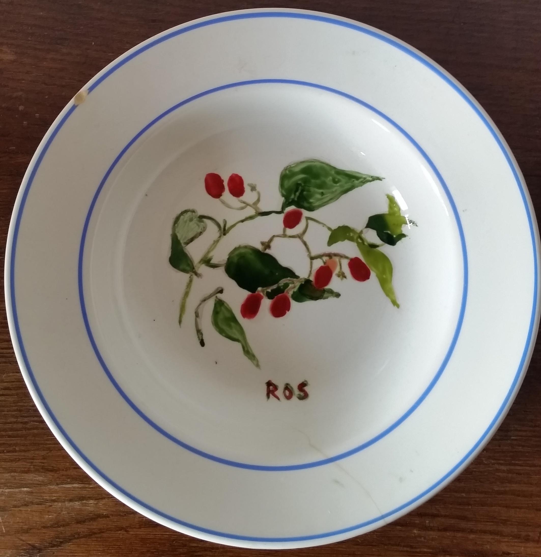 nuova vita ai vecchi piatti