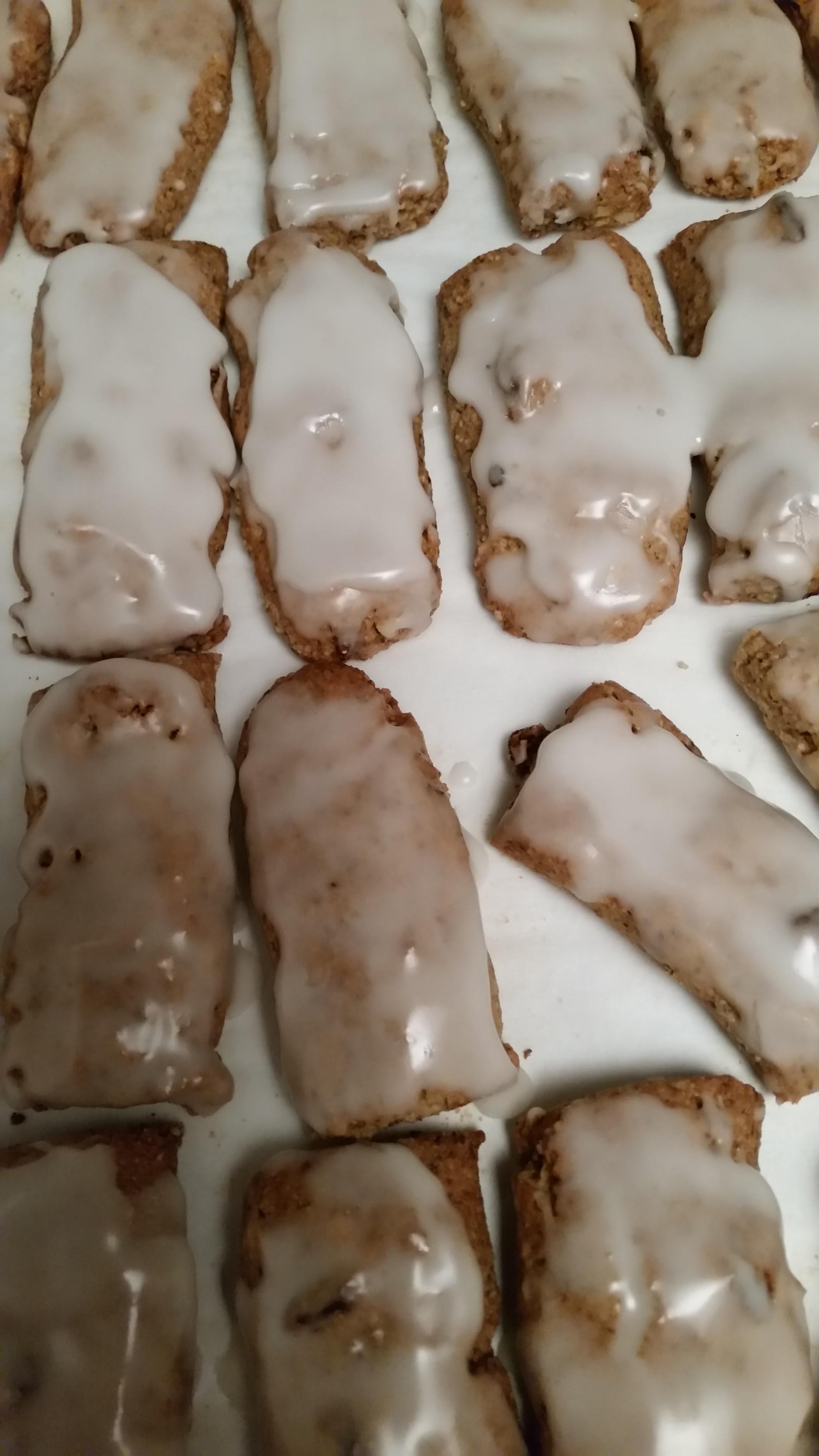 dolcetti di grano saraceno e goji