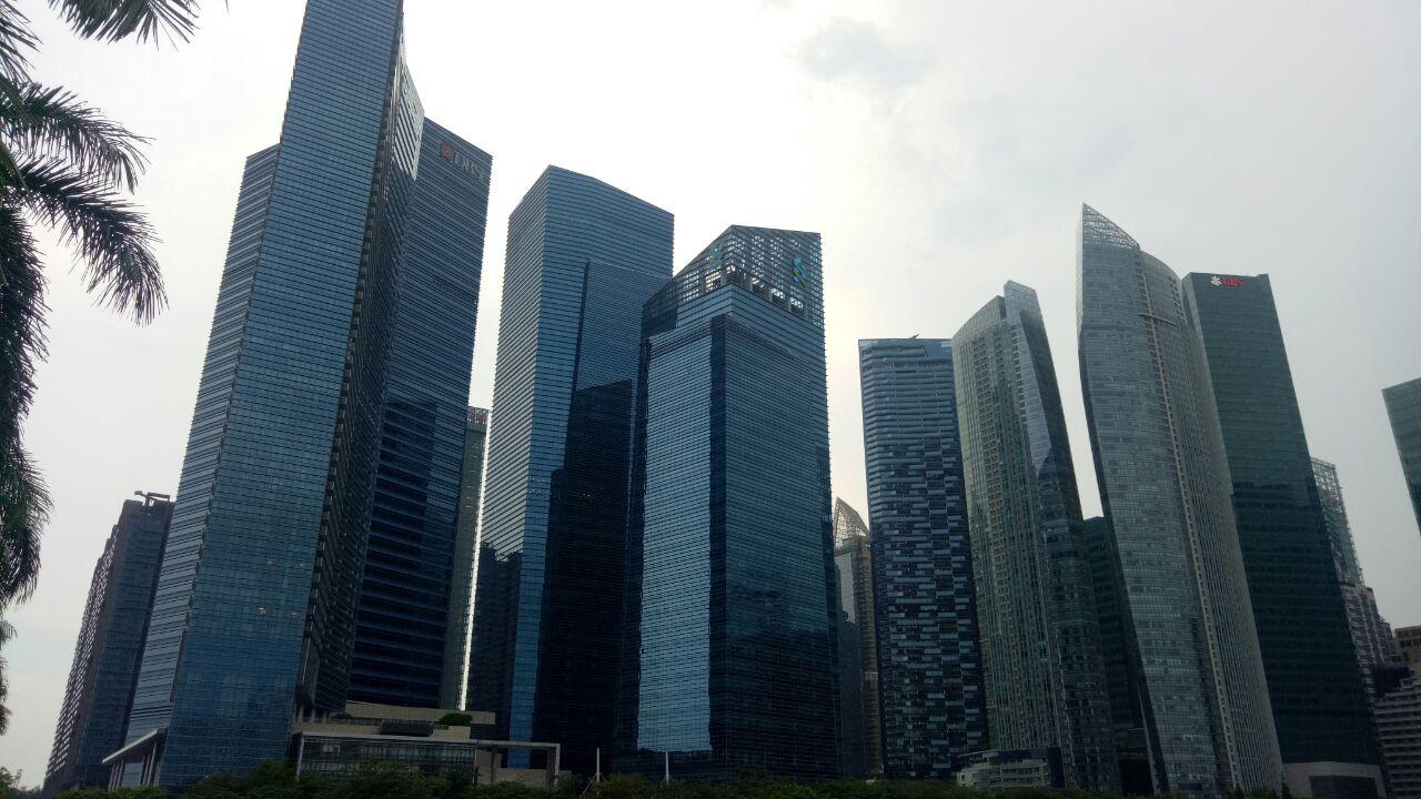 singapore tra passato e futuro