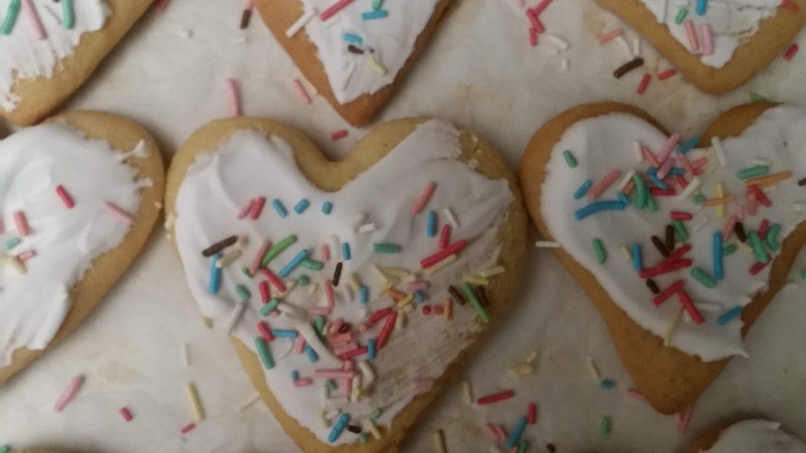 cuori dolci e tante stelle per san valentino